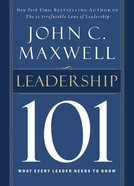 Leadership 101 eBook