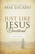 Just Like Jesus (Devotional) eBook