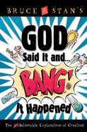 God Said It and Bang It Happened eBook