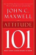 Attitude 101 eBook