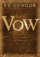 The Vow eBook