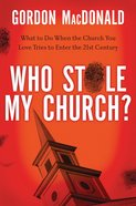 Who Stole My Church? eBook