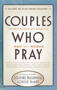 Couples Who Pray eBook