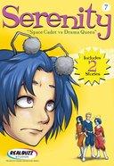 Space Cadet Vs Drama Queen (#07 in Serenity Teen Series) eBook