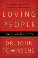 Loving People eBook