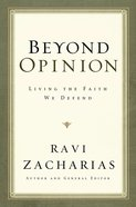 Beyond Opinion eBook