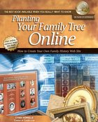 Planting Your Family Tree Online eBook