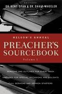 Nelson's Annual Preacher's Sourcebook (2012)