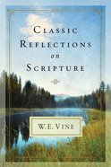 Classic Reflections on Scripture eBook