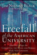 Freefall of the American University eBook