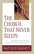 Church That Never Sleeps eBook