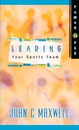 Powerpak Collection Series: Leading Your Sports Team eBook
