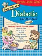 Busy People's Diabetic Cookbook eBook