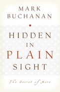 Hidden in Plain Sight eBook