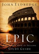 Epic (Study Guide) eBook