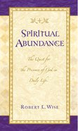 Spiritual Abundance eBook