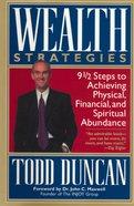 Wealth Strategies eBook