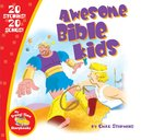 Awesome Bible Kids (Book/Cd) (My Travel Time Storybooks Series)