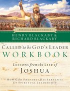 Called to Be God's Leader (Workbook) (Biblical Legacy Series) eBook