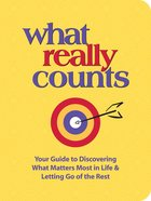 What Really Counts eBook