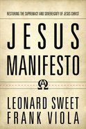 Jesus Manifesto eBook