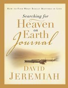 Searching For Heaven on Earth (Journal) eBook