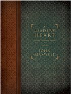 Journal: A Leader's Heart