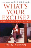 What's Your Excuse? eBook
