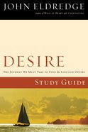 Desire (Study Guide) eBook