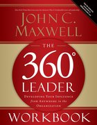 The 360 Degree Leader (Workbook) eBook