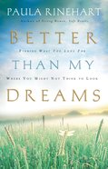 Better Than My Dreams eBook