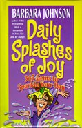 Daily Splashes of Joy eBook