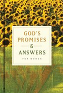 God's Promises and Answers For Women eBook