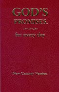 God's Promises For Every Day eBook
