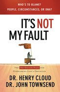 It's Not My Fault eBook
