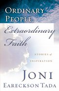 Ordinary People, Extraordinary Faith eBook
