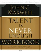 Talent is Never Enough (Workbook) eBook