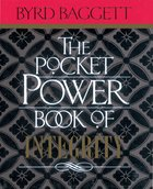 The Pocket Power Book of Integrity eBook