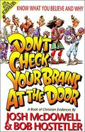 Don't Check Your Brains Out At the Door eBook