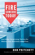 Fire Someone Today eBook