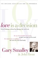 Love is a Decision eBook