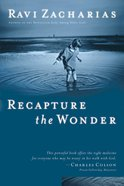 Recapture the Wonder eBook