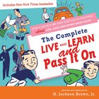The Complete Live and Learn and Pass It on eBook