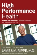 High Performance Health eBook