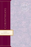 1 Corinthians (Macarthur Bible Study Series) eBook