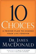 10 Choices eBook