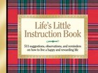 Life's Little Instruction Book eBook