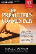 Galatians/Ephesians/Philippians/Colossians/Philemon (#31 in Preacher's Commentary Series) eBook