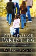 Rite of Passage Parenting eBook