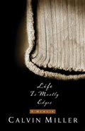 Life is Mostly Edges eBook